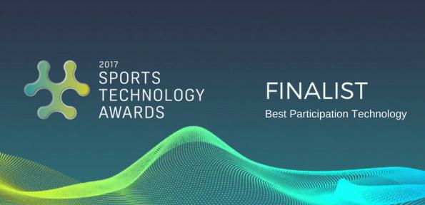 Best Participation Technology Finalist 2017 Award Badge