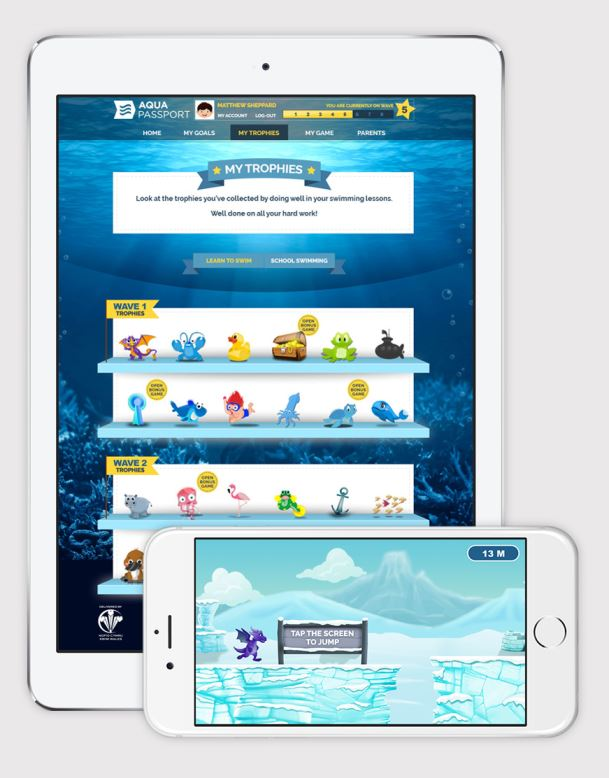 Sport Passaport Games on iPad and iPhone