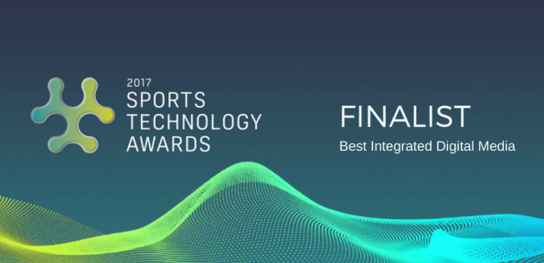 Best Integrated Digital Media Finalist 2017 Award Badge