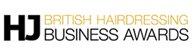 British Hairdressing Business Award Badge